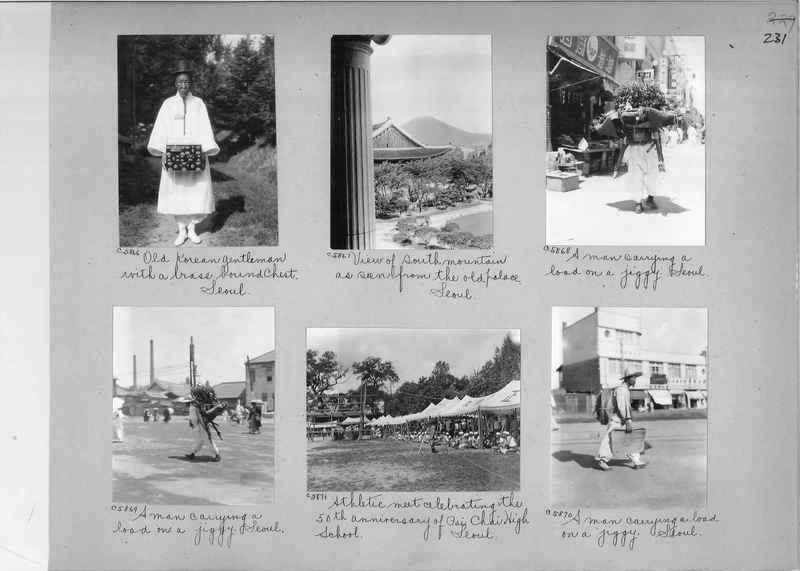 Mission Photograph Album - Korea #5 page 0231