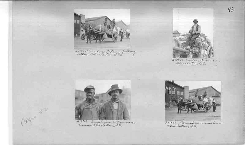 Mission Photograph Album - Negro #2 page 0093