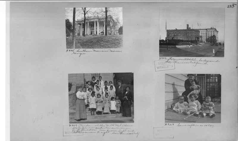 Mission Photograph Album - Cities #4 page 0223