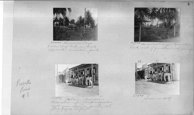 Mission Photograph Album - Puerto Rico #3 page 0031