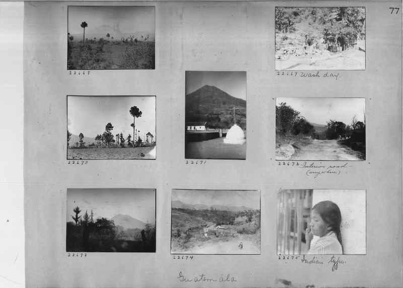 Mission Photograph Album - Panama #02 page 0077