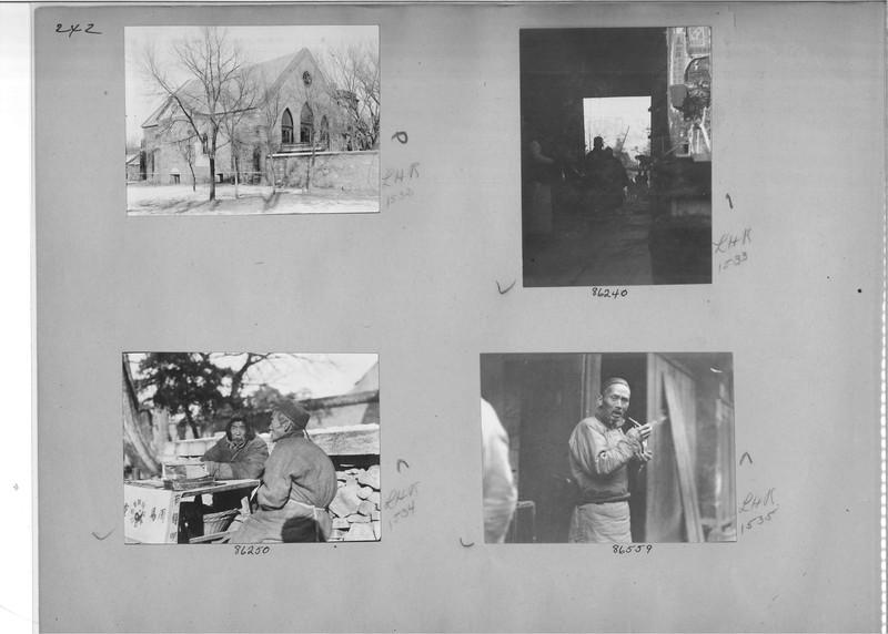 Mission Photograph Album - China #19 page 0242