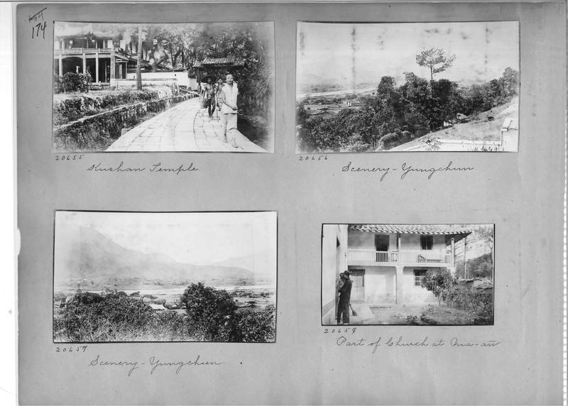 Mission Photograph Album - China #6 page 0174