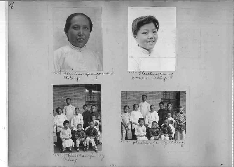 Mission Photograph Album - China #13 page 0006