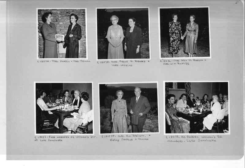 Mission Photograph Album - Portraits #08 Page 0005
