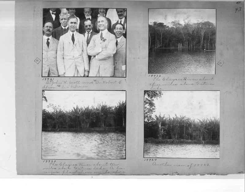 Mission Photograph Album - Panama #1 page  0043