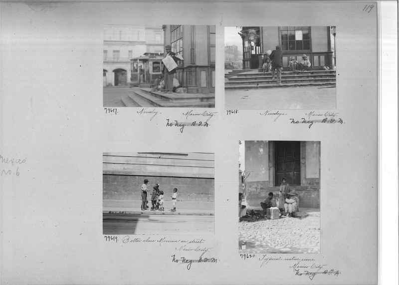 Mission Photograph Album - Mexico #06 page 0119