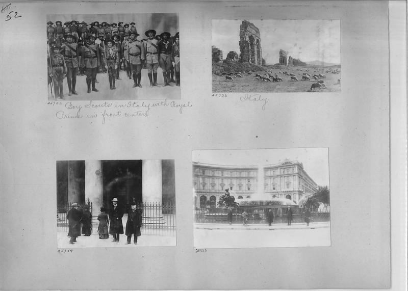 Mission Photograph Album - Europe #01 Page 0052