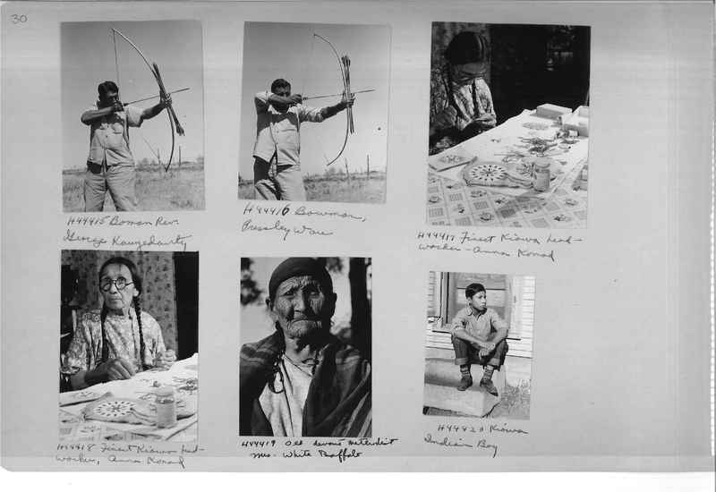 Mission Photograph Albums - Indians #3 Page_0030