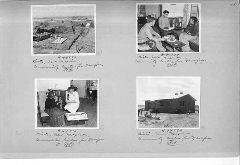 Mission Photograph Albums - Indians #3 Page_0041