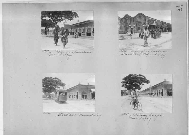 Mission Photograph Album - Burma #1 page 0163