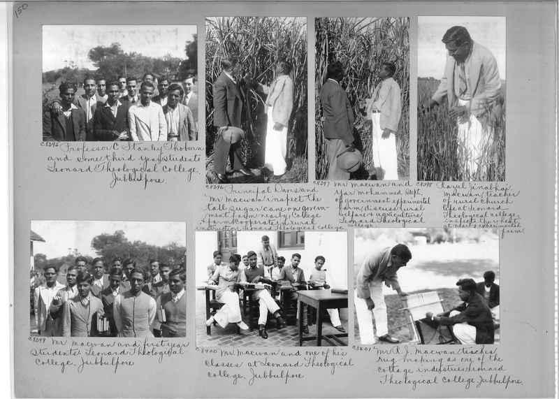 Mission Photograph Album - India #13 Page 0150