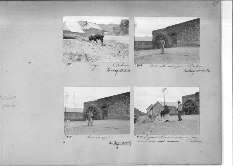Mission Photograph Album - Mexico #06 page 0069