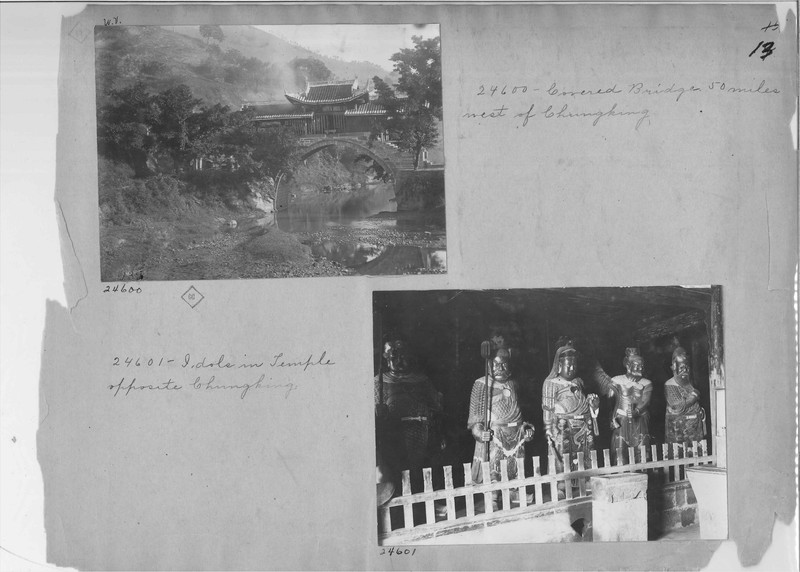 Mission Photograph Album - China #7 page 0013