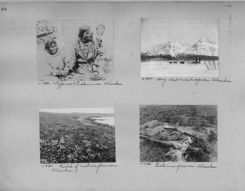Mission Photograph Album - Alaska #1 page 0044
