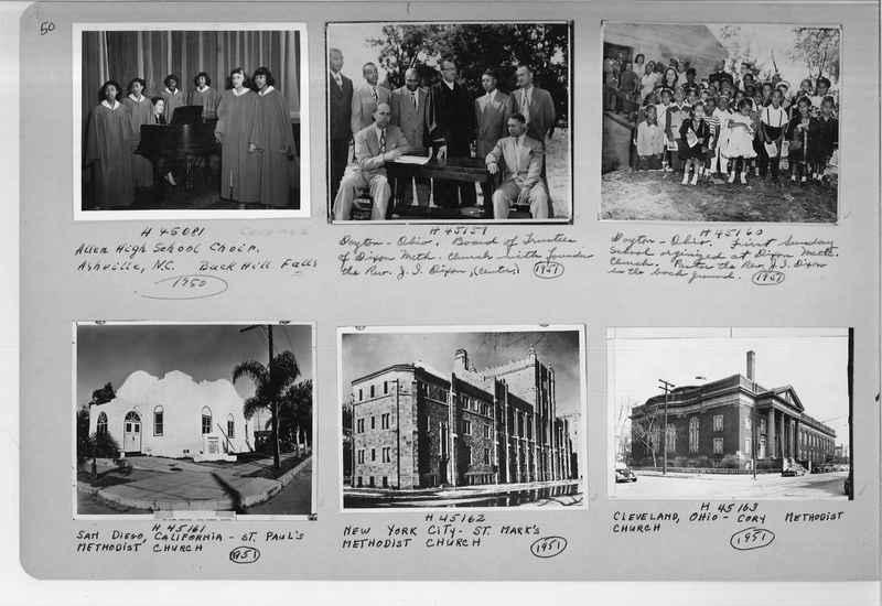 Mission Photograph Album - Negro #7 page 0050