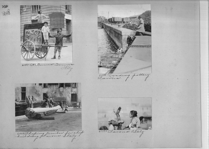 Mission Photograph Album - Europe #04 Page 0222