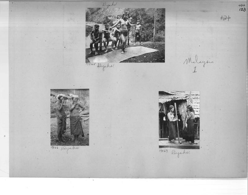Mission Photograph Album - Malaysia #1 page 0123