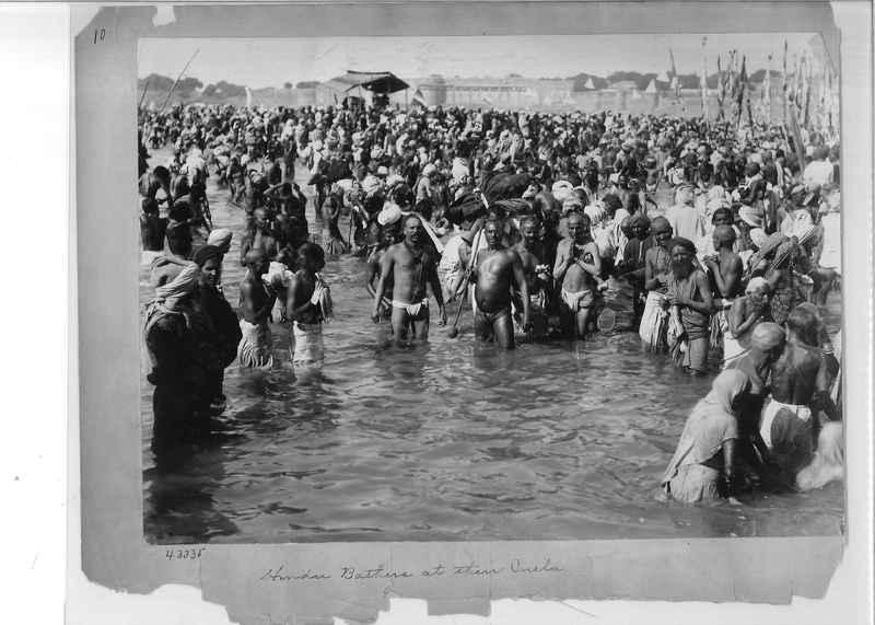 Mission Photograph Album - India - O.P. #01 Page 0010