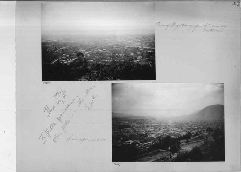 Mission Photograph Album - Panama #03 page 0053
