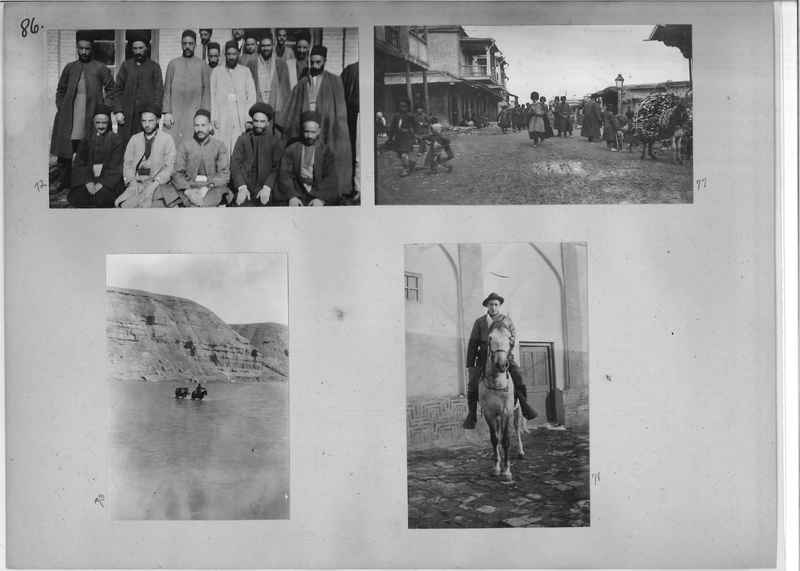 Mission Photograph Album - Western Asia - O.P. - #01 page_0086