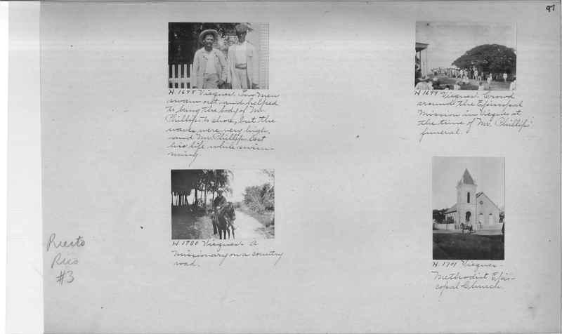 Mission Photograph Album - Puerto Rico #3 page 0097