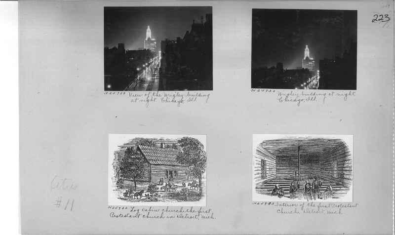 Mission Photograph Album - Cities #11 page 0223