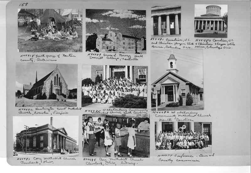 Mission Photograph Album - Cities #18 page 0158
