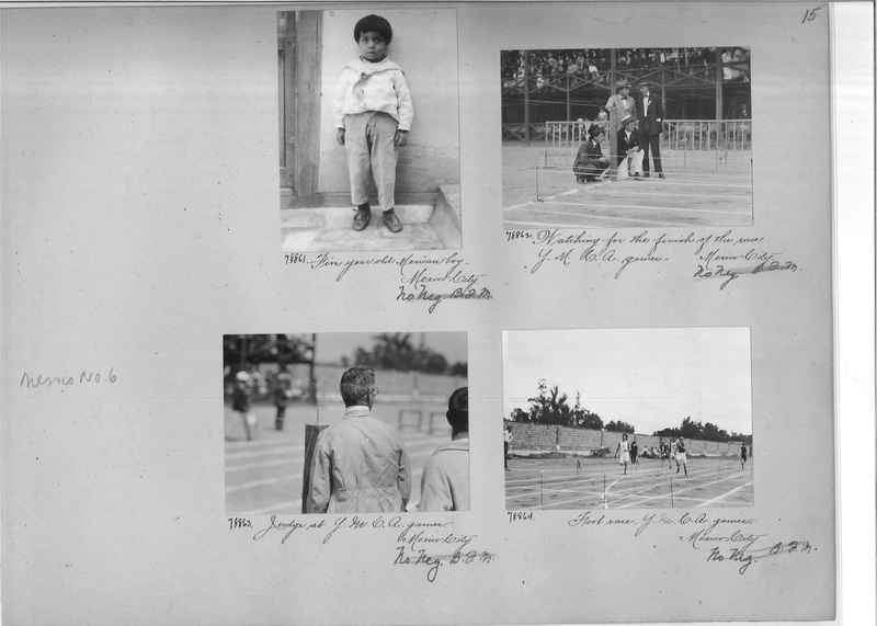 Mission Photograph Album - Mexico #06 page 0015