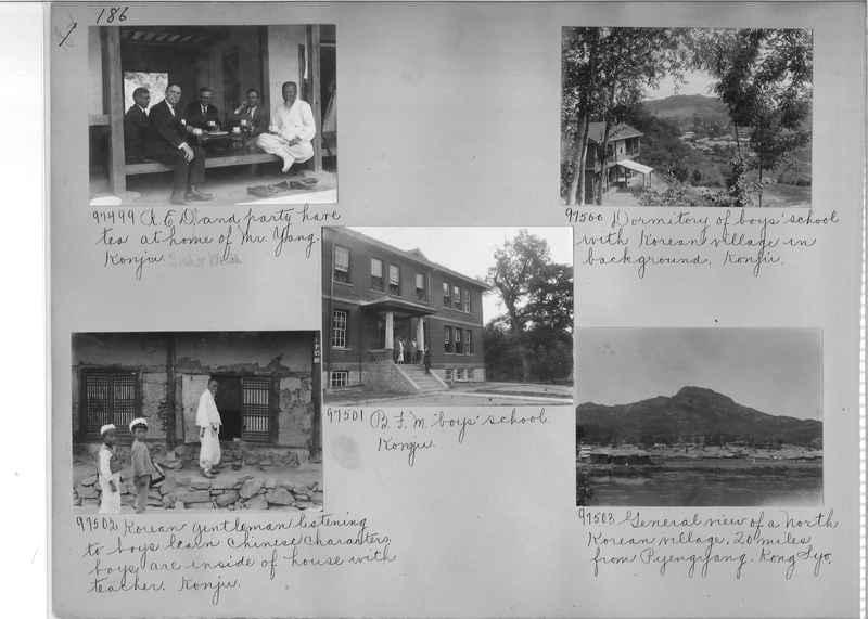 Mission Photograph Album - Korea #5 page 0186