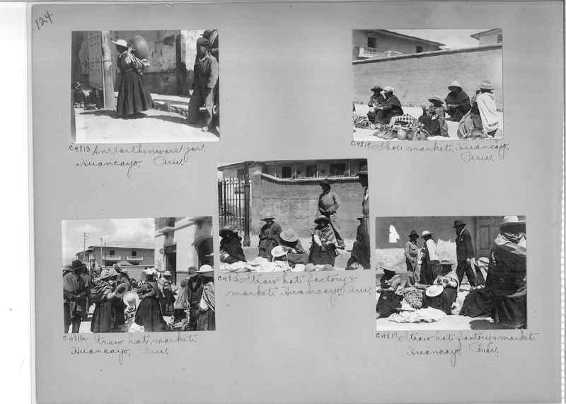 Misson Photograph Album - South America #8 page 0124