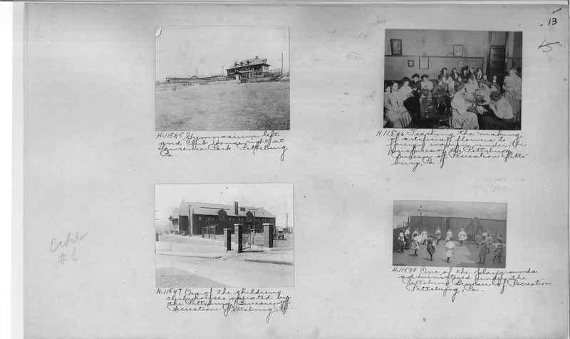 Mission Photograph Album - Cities #6 page 0013