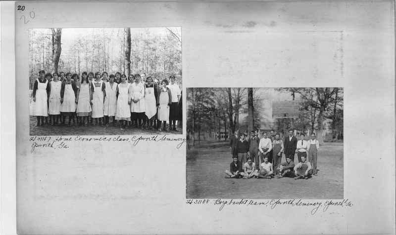 Mission Photograph Album - Education #2 page 0020