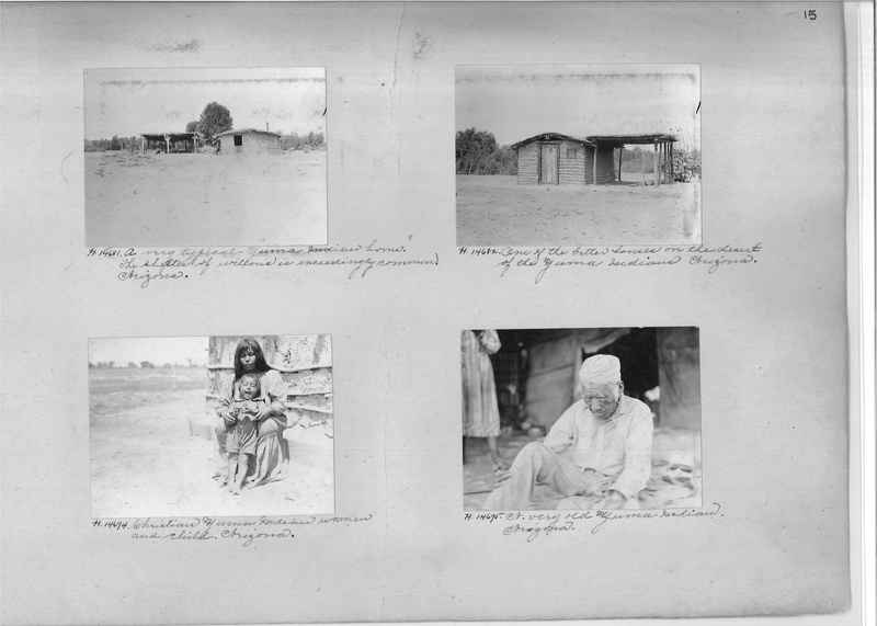 Mission Photograph Album - Indians #2 page_0015