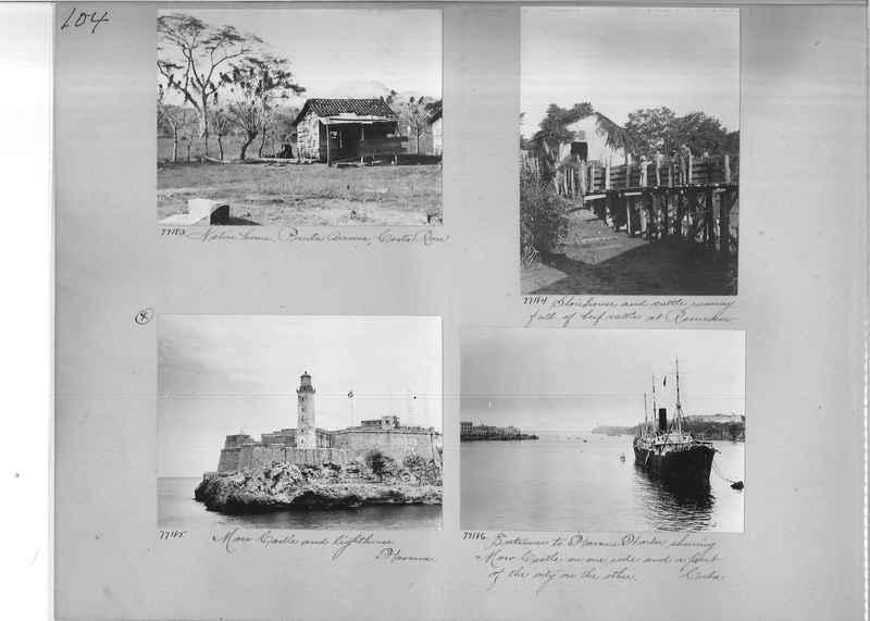 Mission Photograph Album - Panama #03 page 0104