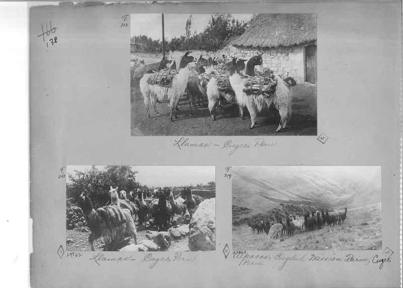 Mission Photograph Album - South America O.P. #2 page 0138