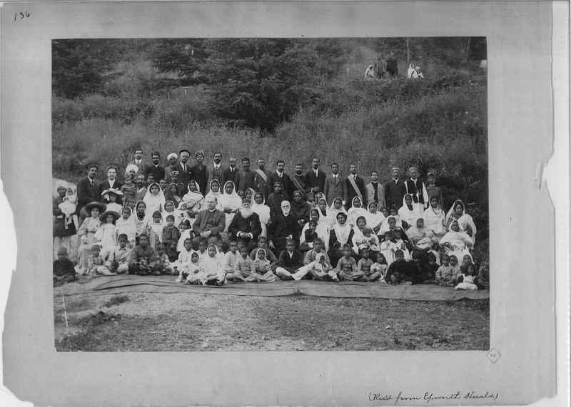 Mission Photograph Album - India - O.P. #01 Page 0136