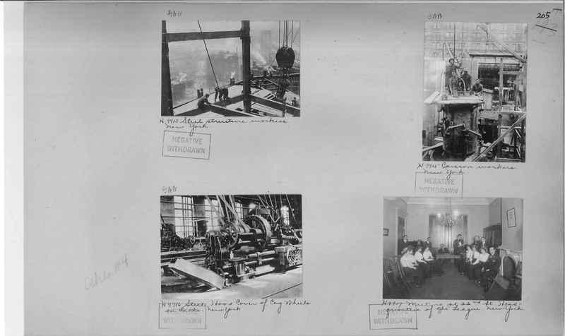 Mission Photograph Album - Cities #4 page 0205
