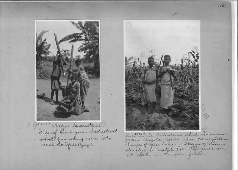 Mission Photograph Album - Africa - Madeira O.P. #1 page 0101