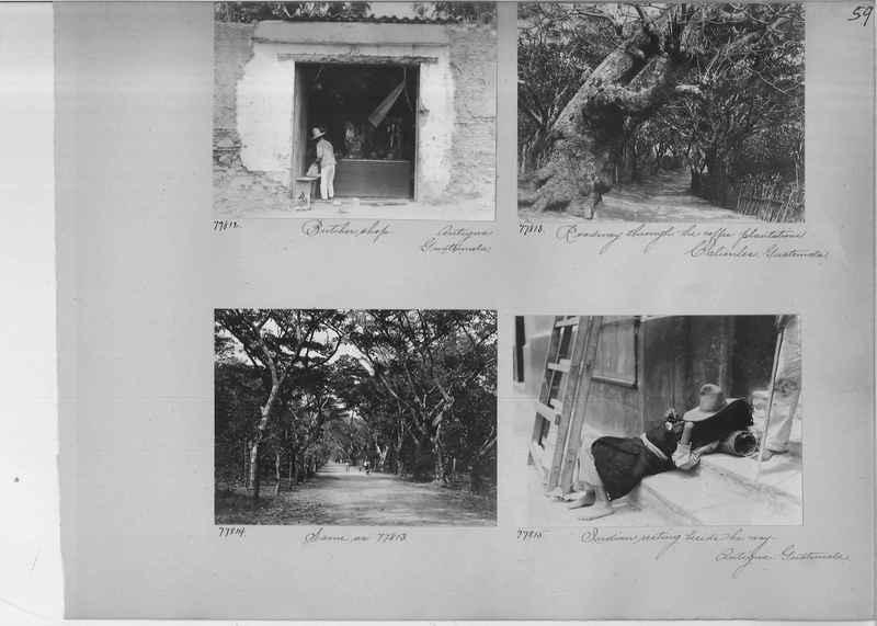 Mission Photograph Album - Panama #04 page 0059