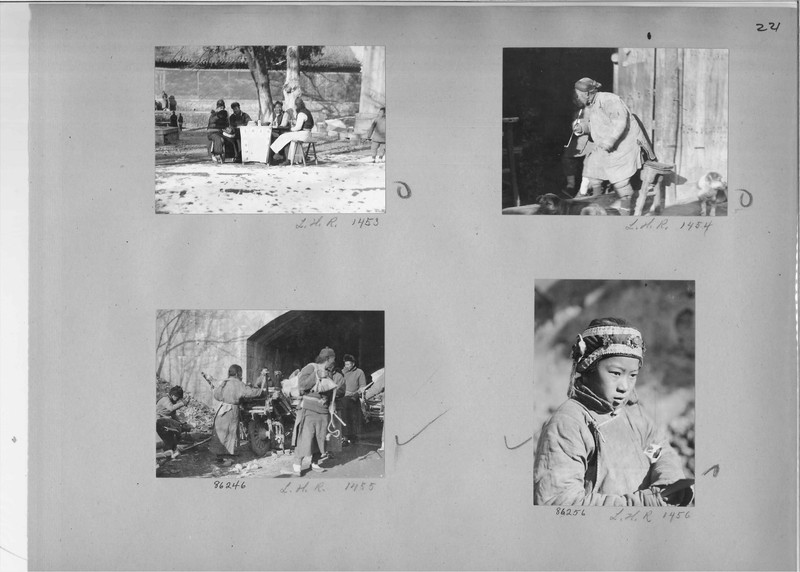 Mission Photograph Album - China #19 page 0221