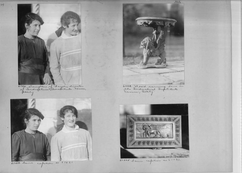 Mission Photograph Album - Europe #04 Page 0014
