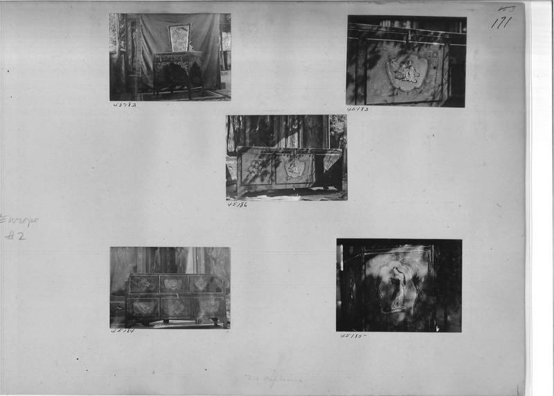 Mission Photograph Album - Europe #02 Page 0171