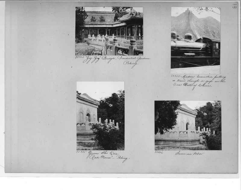 Mission Photograph Album - China #10 pg. 0153