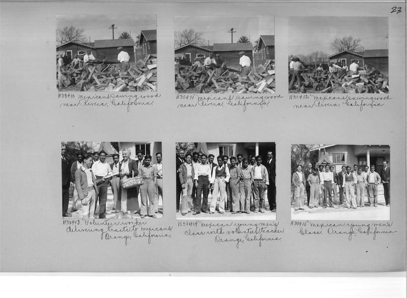 Mission Photograph Album - Latin America #2 page 0023