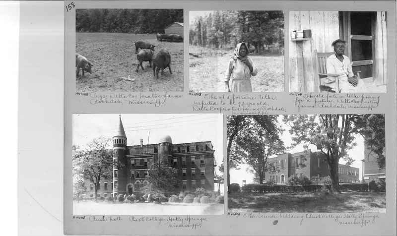 Mission Photograph Album - Negro #6 page 0158