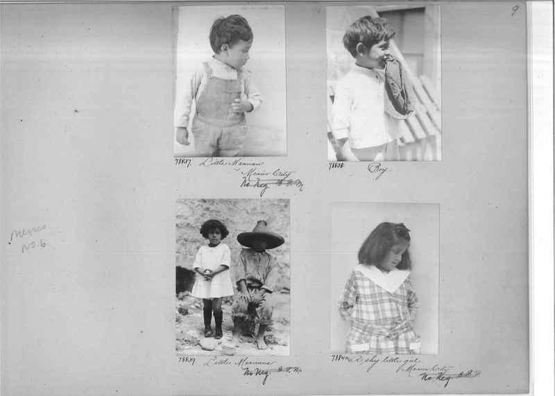 Mission Photograph Album - Mexico #06 page 0009