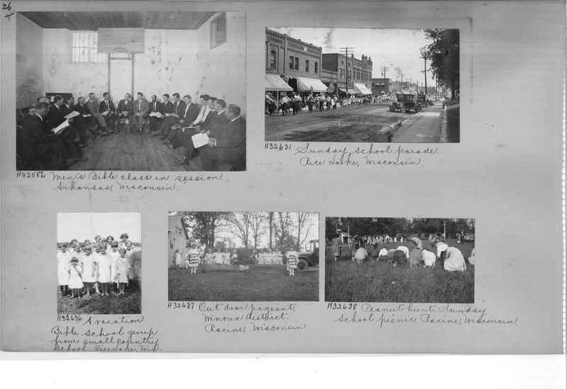 Mission Photograph Album - Religious Education #1 page 0026