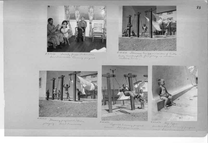 Mission Photograph Album - Cities #18 page 0083