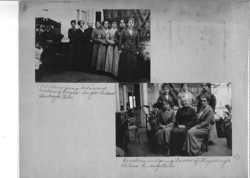 Mission Photograph Album - South America O.P. #1 page 0098